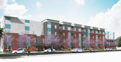 AMP Adds to Progress in Louisvillle Neighborhood