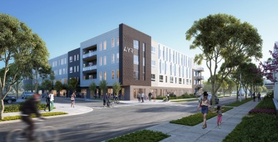 Milhaus, Kite Realty Group Reimagine Glendale Town Center with AYR