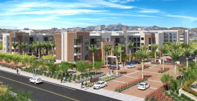Milhaus Goes Big With First Arizona Property, Fifth Opportunity Zone
