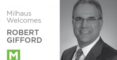 Robert Gifford Joins Milhaus Board of Directors