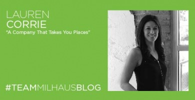 A Company That Takes You Places, Lauren Corrie