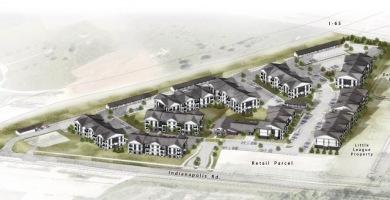 Milhaus Whitestown Multifamily Property Opening in Suburban Indianapolis